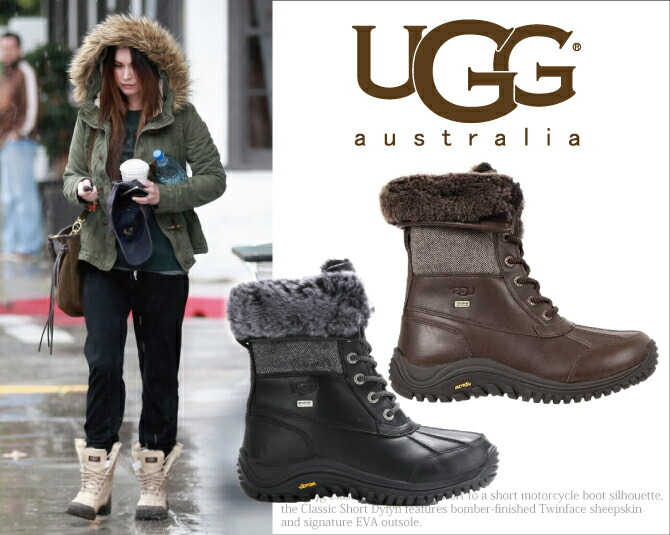 ugg adirondack tall reviews