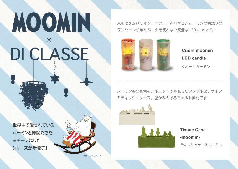MOOMIN×DI_CLASSE
