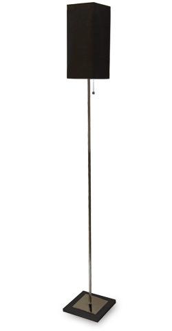 デザイン照明のDI CLASSE セリエ フロアランプ ブラック