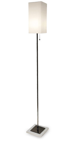 デザイン照明のDI CLASSE セリエ フロアランプ ホワイト