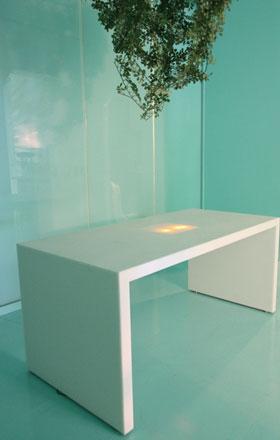 デザイン照明のDI CLASSE Kodo table