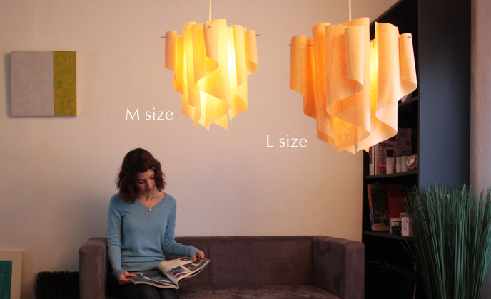 M・Lサイズ比較