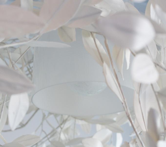 デザイン照明のdi classe Foresti ディクラッセ フォレスティペンダントランプ ガラス部分