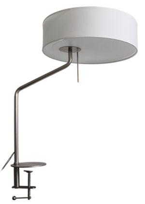 LEDカペラ クランプランプ ホワイト