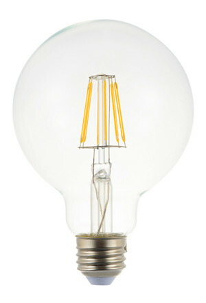 LED FILAMENT BULB -BALL-