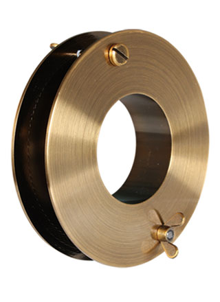 Macoon cord reel antique gold