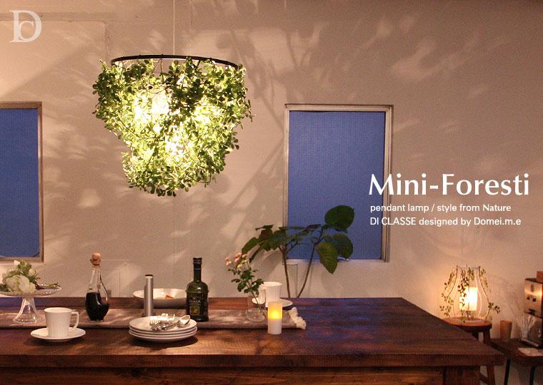 Mini Foresti pendant lamp