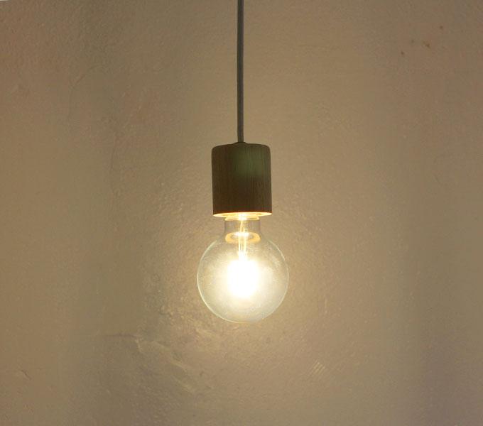 LED電球使用時