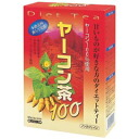 Yacon tea 100 orihiro 10 pieces