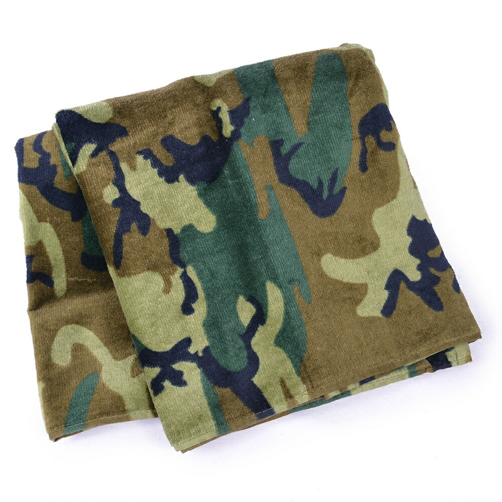 reptile  rakuten global market rothco towels  woodland camo, Home decor