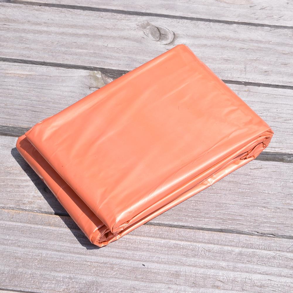 Rothco サバイバルブランケット 1043 オレンジ 208×129cm