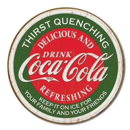 Antique Signs For Sale Tin Sign Coca Cola Antique