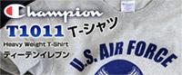 チャンピオン T1011 半袖T-シャツ