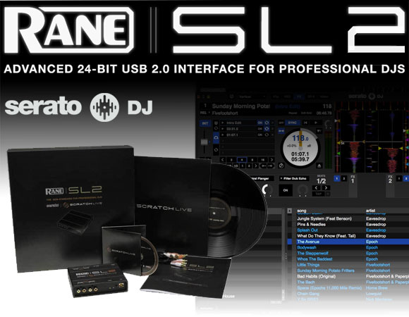 RANE SL2