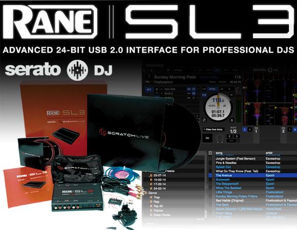 RANE SL3