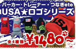 USAロゴシリーズ