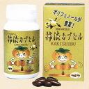 Persimmon juice (persimmon しぶ) capsule