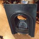 Antique simplicity design fireplace frame