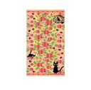 Kiki's Delivery Service flower garden face towel 10P30Nov13