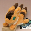 Castli in the Sky bean bag fox squirrel [studio ghibli-gift][Ghibli-goods] [Japanese style]