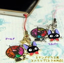 Kiki's Delivery Service stained glass style strap (smartphone correspondence)