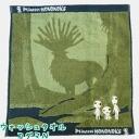 Mononoke Hime Kodama N wash towel upup7