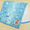 Ponyo on the cliff Bath towel wavers [Ghibli-goods]