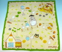 Sugoroku style handkerchief My Neighbor Totoro to be able to be idle[Bento]