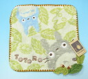 My Neighbor Totoro mini-towel Japanese oak [studio Ghibli]