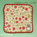 Totoro Totoro Strawberry Woods mini towel fs3gm