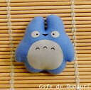 Magnet small Totoro/middle Totoro [re-My Neighbor Totoro studio jib]