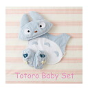 Baby gift set in Totoro