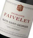 It is Nuits Saint Georges 1er cru les Lavieres [2005] (Faiveley) ニュイ sun ジョルジュレ Ravi yell [2005] (フェヴレ)