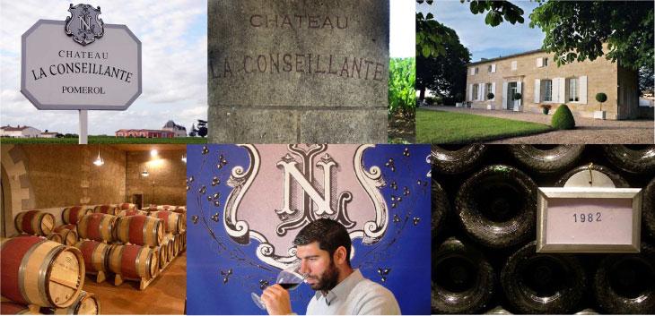 Chateau La Conseillante シャトー・ラ・コンセイヤント