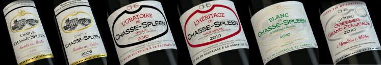 Chateau Chasse-Spleen シャトー・シャス・スプリーン