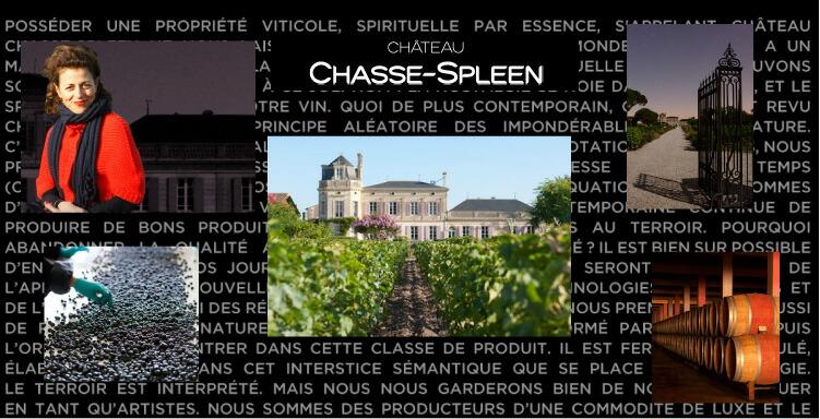 Chateau Chasse Spleen シャトー・シャス・スプリーン