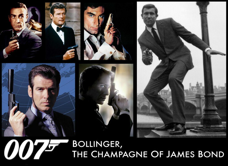 007 Bollinger ボランジェ
