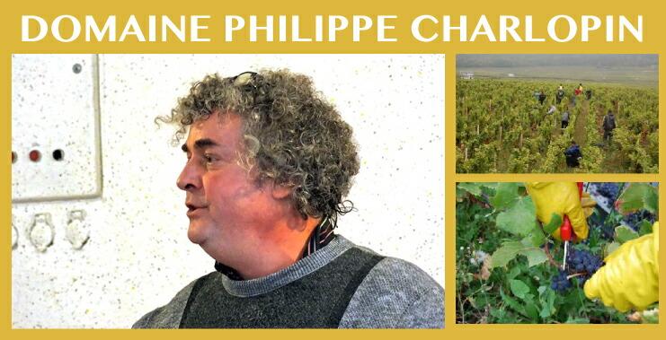Domaine Philippe Charlopin Parizot ドメーヌ・フィリップ・シャルロパン・パリゾ