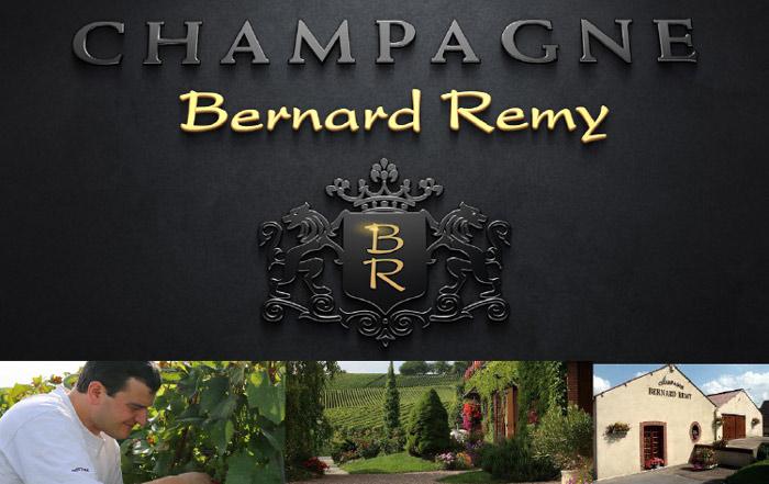 Bernard Remy シャンパーニュ・ベルナール・レミー