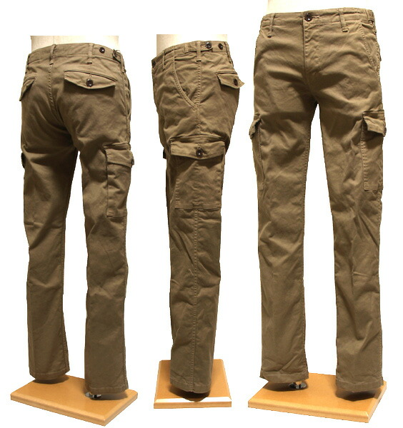 cargo pants 6 pockets - Pi Pants