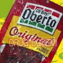 Oberto original beef jerky-255 g Oh boy Oberto Original BEEF JERKY