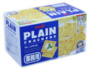 Confectionery Meiji plain crackers big 280-fs3gm