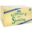 Immediate delivery キングサラシノール granules 2 g × 180 capsule (2 g x 30 capsule x 6 boxes) Japan health