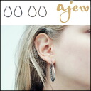 Eger (ajew) accessory store (book) (April-end of stock) Anchor pierce earrings women's brands