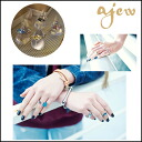 Eger (ajew) cute accessories store (book) (stock 3 months early) Dress ring rings ladies rings 11 stone brand