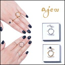 Eger (ajew) cute accessories store (book) (may-end of stock) 3 of ring set ring ladies ring No. 10 set brand
