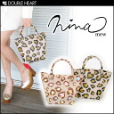 ニーナミュウヒョウ pt ミニジェリートート | Sea bags Tote Leopard print bag and pool sport SPF 30 recommended | | (131-6019) fs3gm