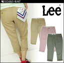 Lee chinos spring casual style ◎! Heritage Edition 2 (LL0517) ladies, mail order and bottoms, pants | | fs3gm