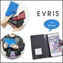 EVRIS Evers store BASIC iphone case (iphone6) notebook-plain simple card case mirror mirror Sasaki Aya ayano blog insta (371511001501)
