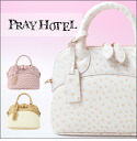 Play hotel every season honey popular bag New design ☆ スプリングクラシカル tote bag shoulder bag diagonally over ladies ' Salon